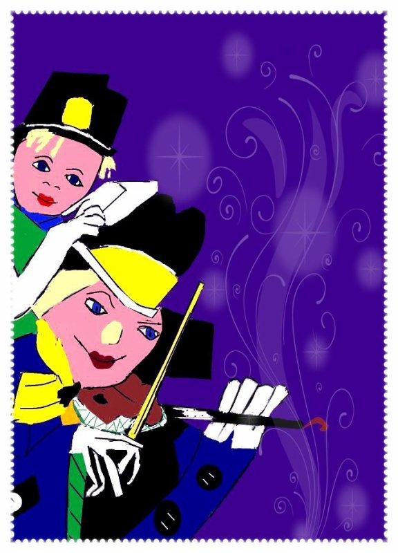 clowms dans dessins 3154605024_1_4_ugxadrhn2